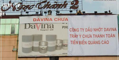 ảnh bảng quảng cáo,quảng cáo hài hước,bảng quảng cáo bá đạo
