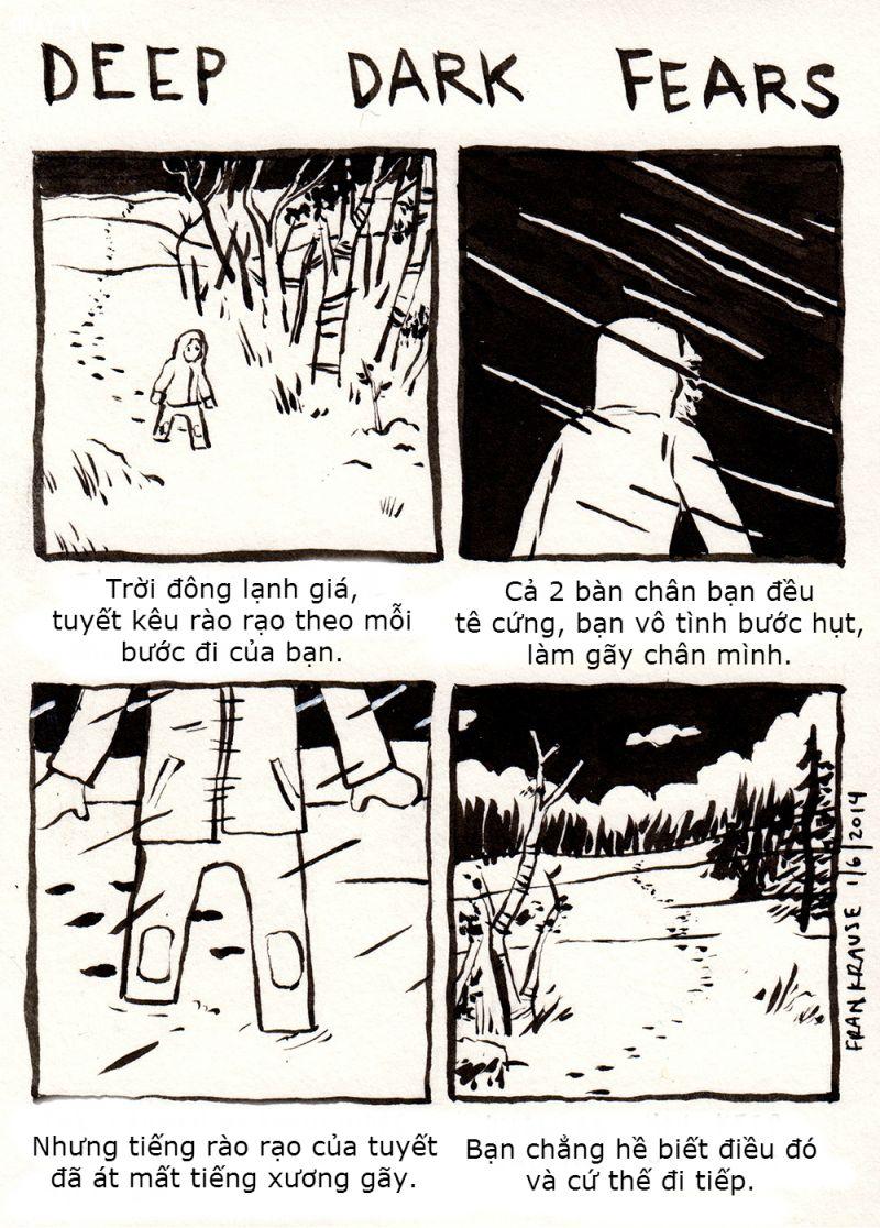 Deep Dark Fears - Nỗi sợ hãi sâu trong đêm tối (Part 3)