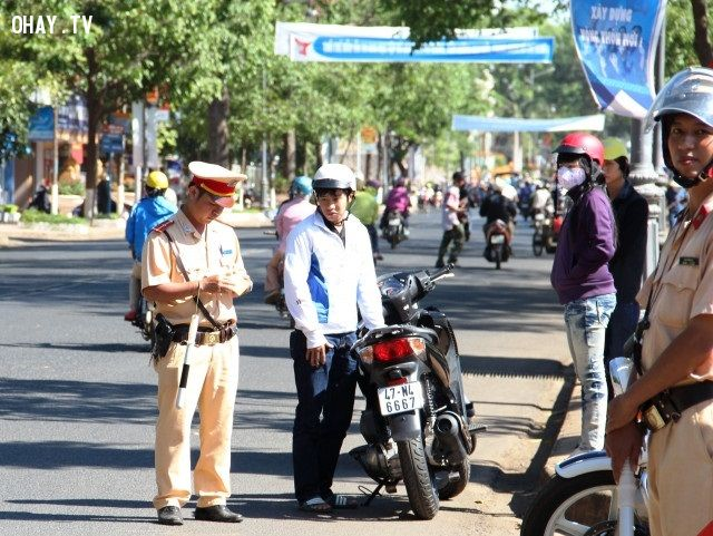 Người vi phạm giao thông thường thiếu hiểu biết về luật do không trang bị đủ kiến thức