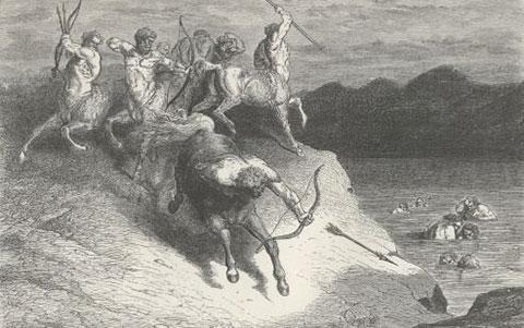9 Tầng Địa Ngục trong Thần Khúc của Dante