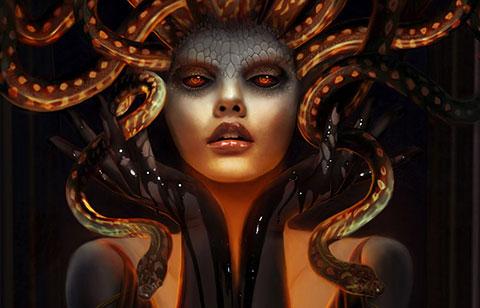 Bạn là quái vật nào trong thần thoại Hy Lạp?