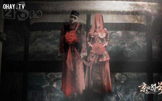 ảnh Hương Ga,Annabella,phim kinh dị
