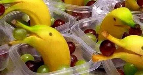 Cách trang trí đĩa hoa quả tráng miệng các nàng nên biết.