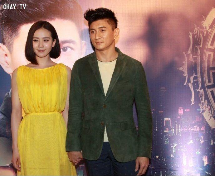 ảnh Lưu Thi Thi,Ngô Kỳ Long,kết hôn