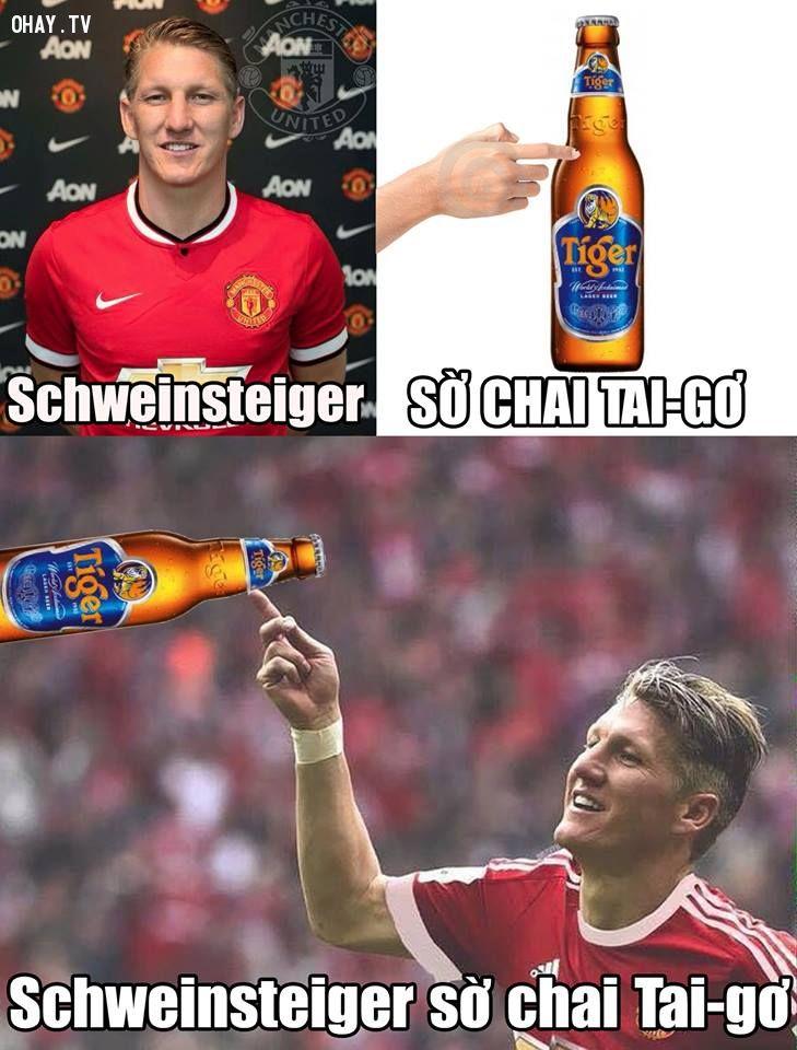 Cầu thủ: Schweinsteiger