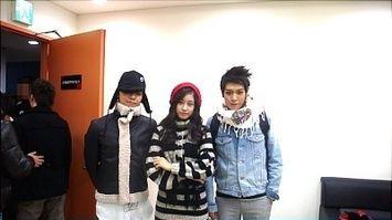 JiYeon với GD-T.O.P