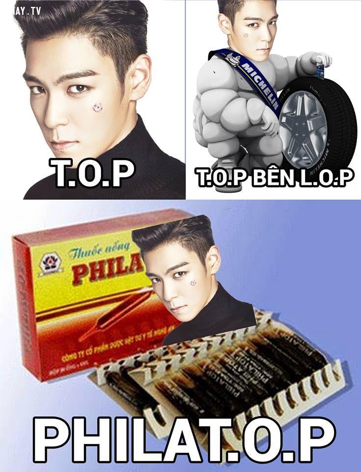 Ca sĩ: T.O.P ( BIG GANG)