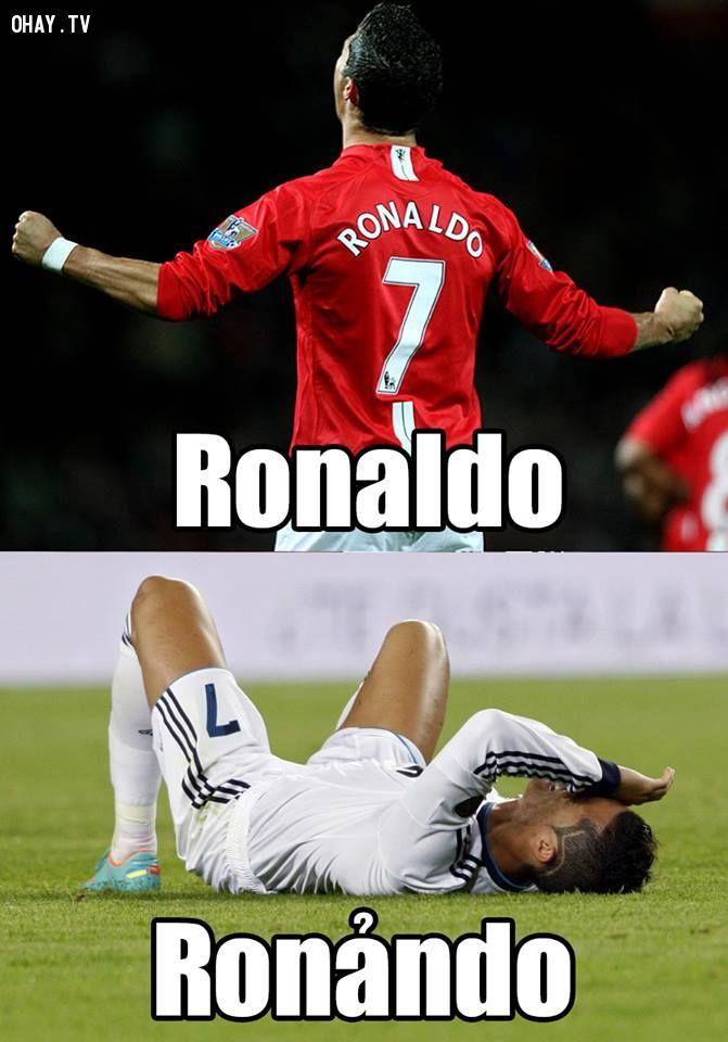 Cầu thủ: Ronaldo