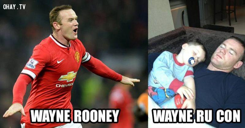 Cầu thủ: Wayne Rooney