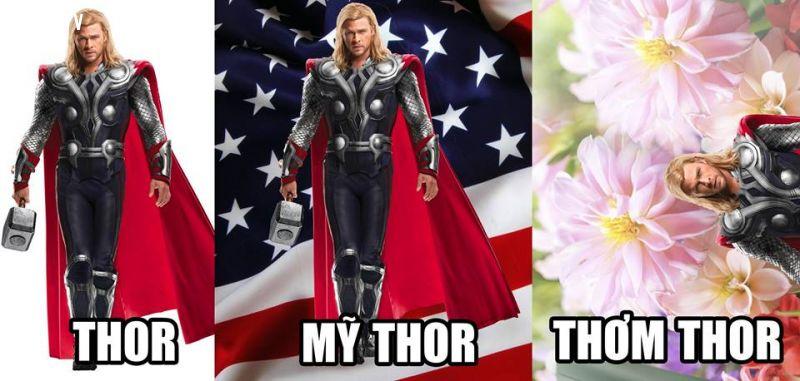 Nhân vật: Thor
