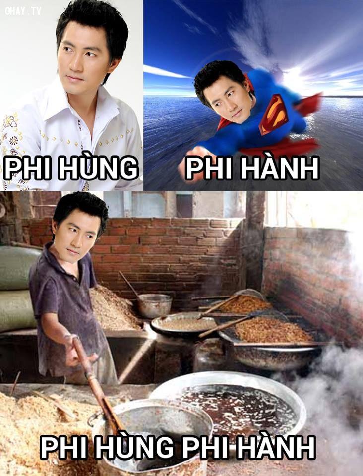 Ca sĩ: Phi Hùng