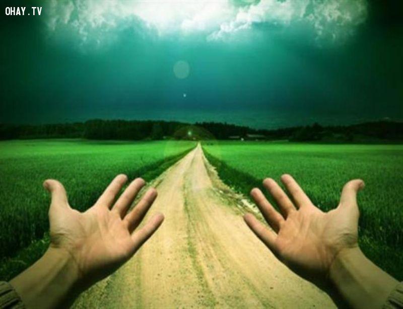 Nắm rõ con đường bạn đang đi sẽ giúp bạn hạnh phúc