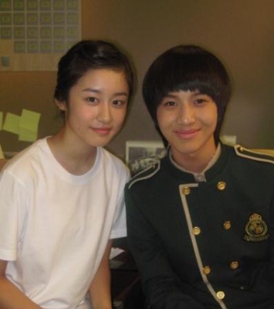 JiYeon với Taemin