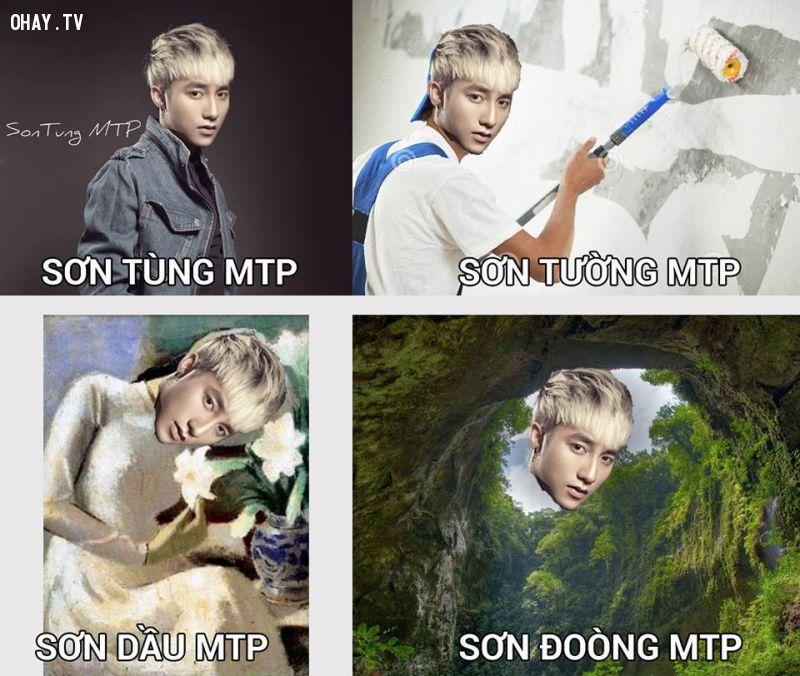 Ca sĩ: Sơn Tùng MTP