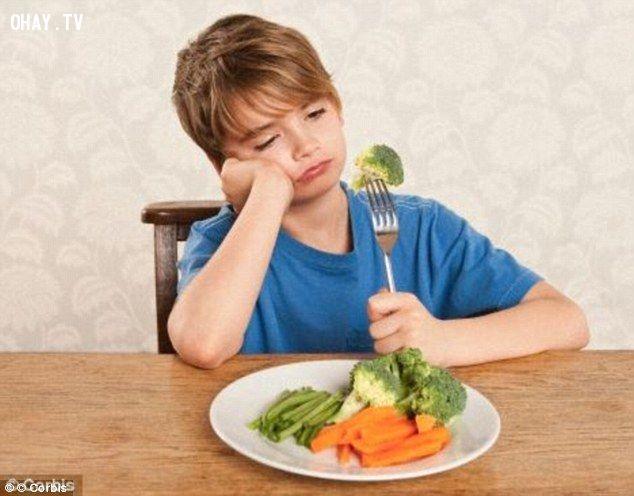 ảnh ăn uống kén chọn,thực phẩm,trẻ em,tâm thần