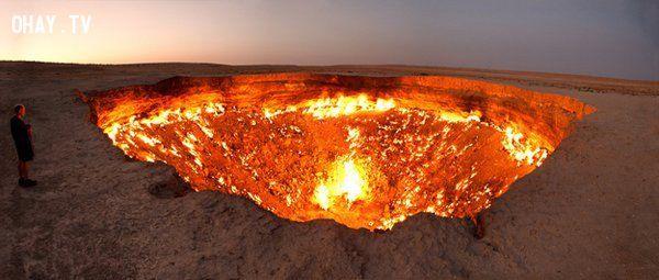 8 địa danh kinh khủng nhất trên trái đất