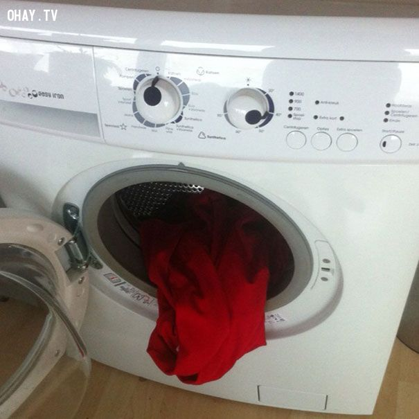 Quái vật máy giặt
