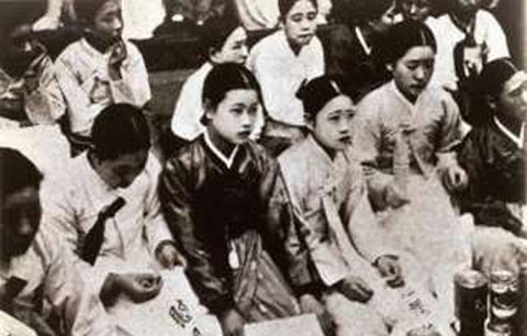 Nhật và \'nô lệ tình dục\' thời Thế chiến II