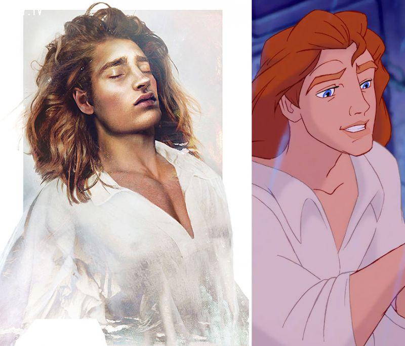 ảnh Hoàng tử disney,công chúa disney,nhân vật hoạt hình,disney