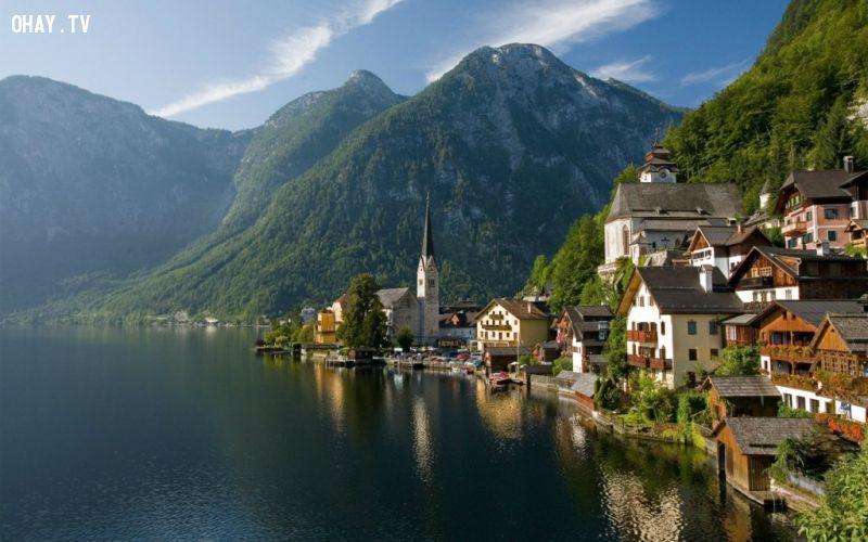 11 bức ảnh ấn tượng về các ngôi làng trên khắp thế giới