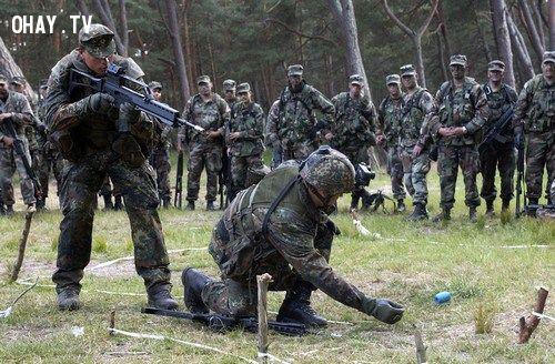 Top 10 quân đội mạnh nhất trên thế giới