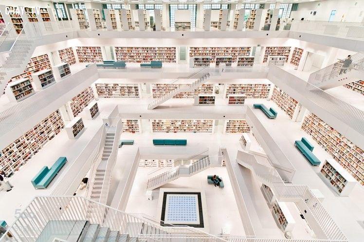 Thư viện ở Đức