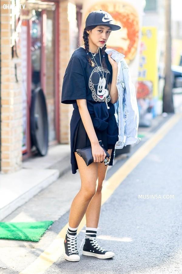 ảnh T-shrit,Mix đồ,Áo phông,Mix đồ đẹp,thời trang hè