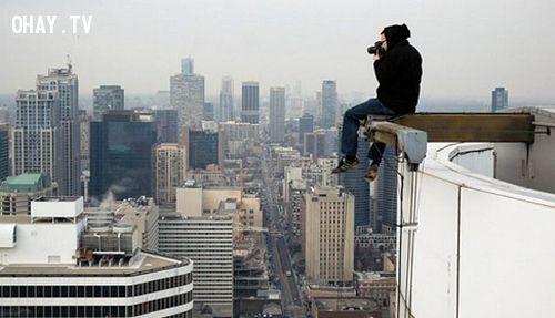 Hậu trường chụp ảnh nghệ thuật của nhiếp ảnh gia