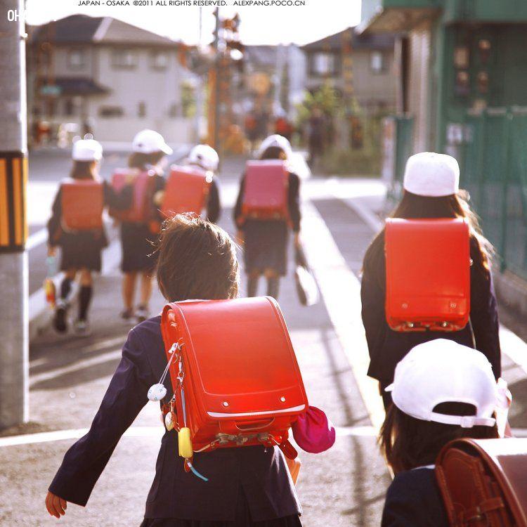 ảnh cặp học sinh,Nhật Bản,có thể bạn chưa biết
