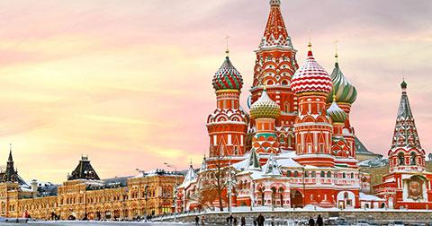 Top 5 địa điểm đẹp nhất nước Nga mà bạn phải tận mắt ngắm nhìn!