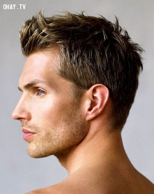 Các kiểu tóc nam đẹp không lỗi thời theo xu hướng mới nhất !