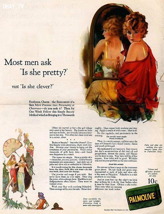 ảnh Quảng cáo,mẫu quảng cáo,quảng cáo ngày xưa,quảng cáo hay