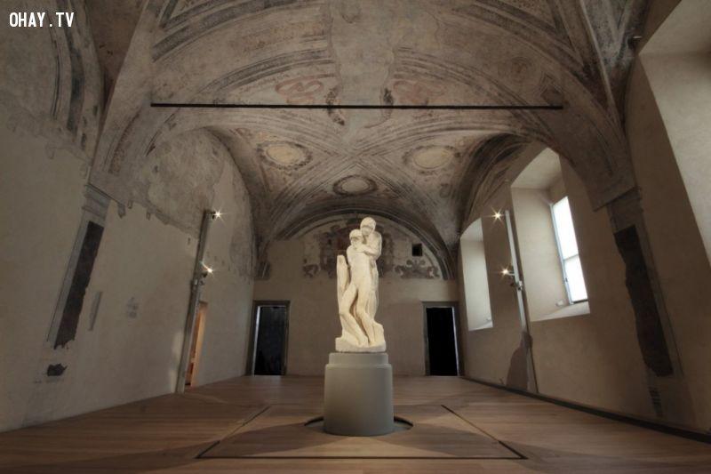 ảnh Michelangelo,Trần Nhà nguyện Sistine