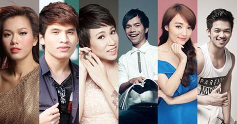Điểm lại các quán quân qua 6 mùa Thần tượng âm nhạc Việt Nam.