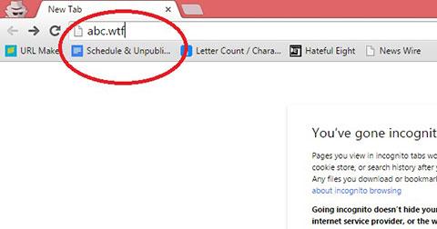 Microsoft troll Google! hãy gõ abc.wtf trên google chrome và xem điều gì sẽ xảy ra.