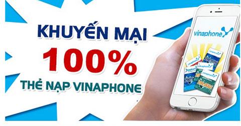 Cuộc đua giữa các nhà mạng Vinaphone tiếp tục khuyến mại 100%