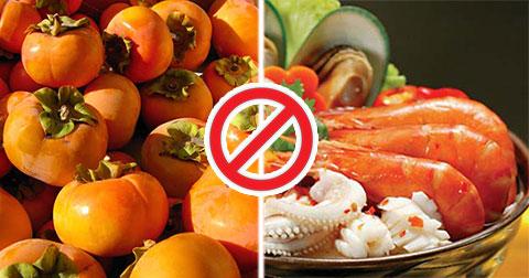 Hãy cẩn thận khi sử dụng 6 loại thực phẩm sau đây