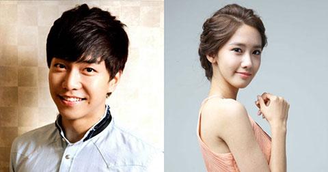 Cặp đôi quốc dân Lee Seung Gi và YoonA ( SNSD) đường ai nấy đi