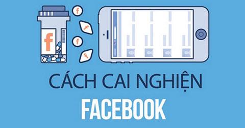 """5 bí quyết gúp bạn \""""cai nghiện\"""" Facebook hiệu quả"""