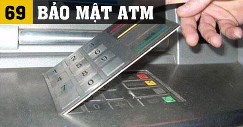 6 cách 'hacker' trộm tiền ATM và 9 cách bảo vệ tài khoản của bạn