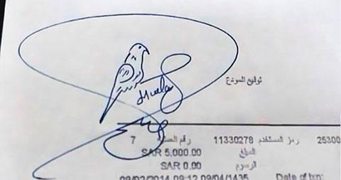 Top những chữ ký bá đạo khiến dân mạng chao đảo !!!
