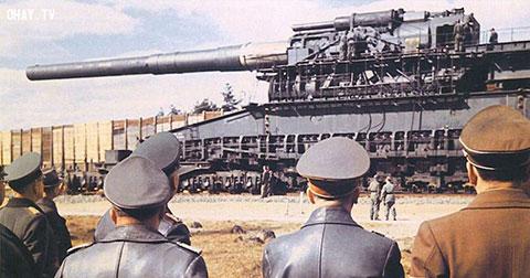 Siêu đại pháo của Đức quốc xã