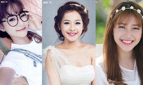 4 mĩ nhân sở hữu vẻ đẹp trong sáng tựa thiên thần của V-biz