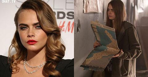 25 người mẫu nổi tiếng của Hollywood lấn sân sang ngành điện ảnh