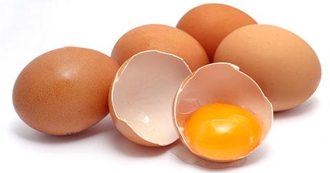 Công thức làm đẹp da với trứng gà