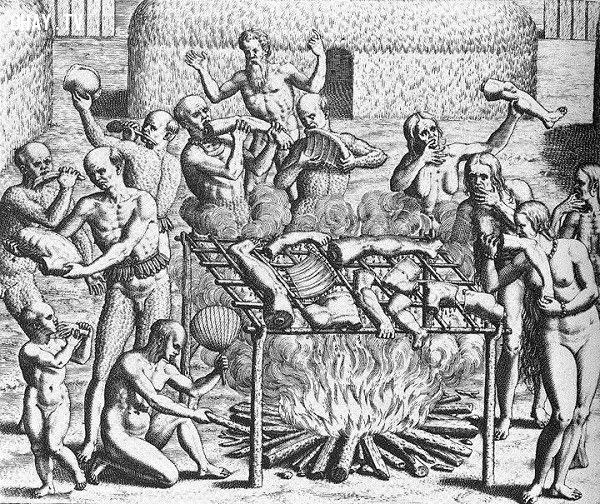 Kinh hoàng với tục ăn thịt người chết chấm với giấm của đồng bào Dao