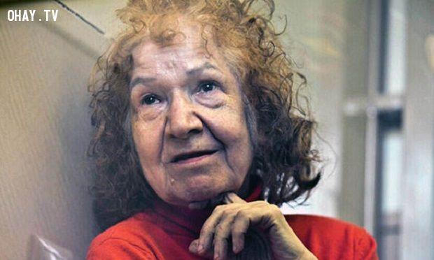 Đọc nhật ký của bà lão sát nhân ăn thịt người gây chấn động nước Nga