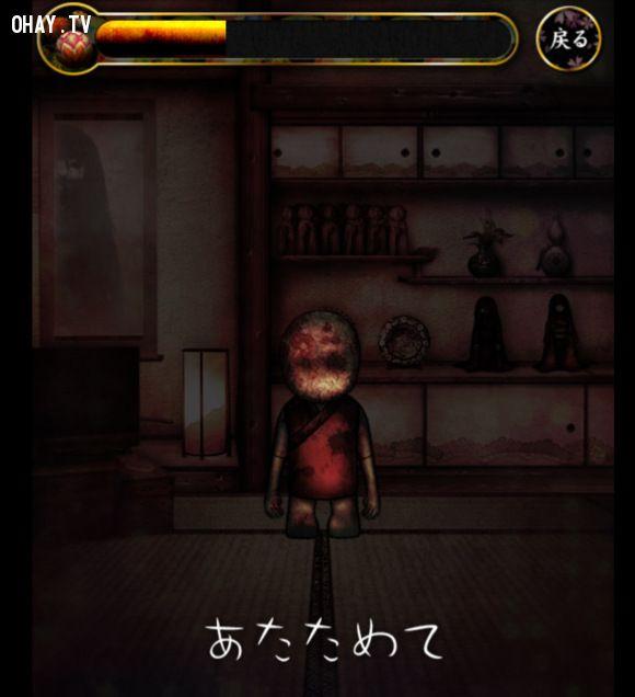 Japanese Doll - trò chơi nhỏ mang ý nghĩa lớn