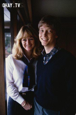 ảnh Bill Gates,tình yêu,người yêu của bill gates