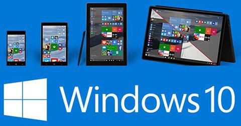 Cách thiết lập các lệnh shortcut trên Windows 10